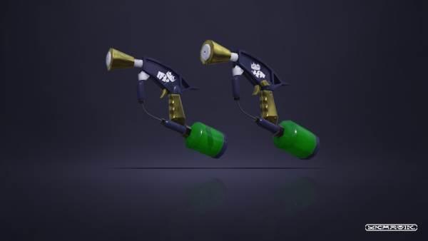 スプラトゥーン2 スプラマニューバーコラボ(マニュコラ) ブキ サブ スペシャル 特徴 評価 射程