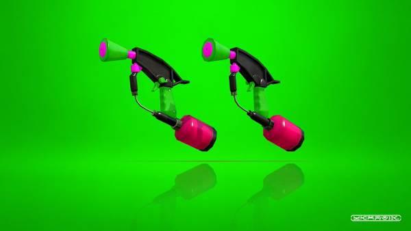 スプラトゥーン2 スプラマニューバー ブキ サブ スペシャル 特徴 評価 射程
