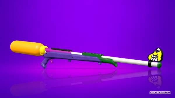 スプラトゥーン2 スプラチャージャーコラボ(チャーコラ) ブキ サブ スペシャル 特徴 評価 射程