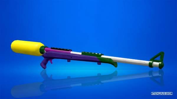スプラトゥーン2 スプラチャージャー(スプチャ) ブキ サブ スペシャル 特徴 評価 射程