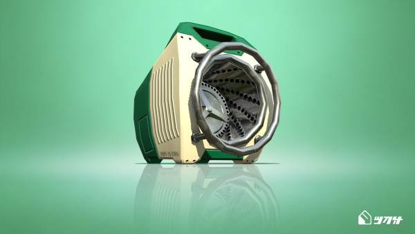 スプラトゥーン2 スクリュースロッシャー(洗濯機) ブキ サブ スペシャル 特徴 評価 射程